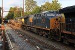 CSX 3416 on Q301